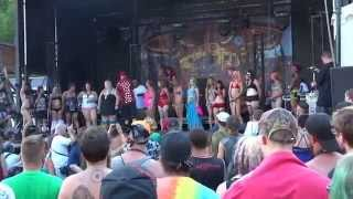 getlinkyoutube.com-Miss Juggalette Part 9 WINNER G.O.T.J. 2015