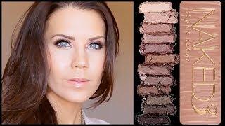 getlinkyoutube.com-Tutorial : NAKED 3 PALATE | Makeup Tutorial