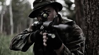 "getlinkyoutube.com-""Red"" - The Ambush - Military Action Short"