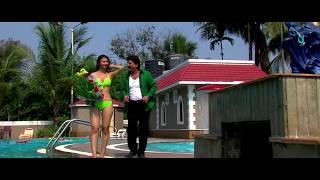 Jasleen Matharu Hot Bikini Scene From The Movie Dirty Boss | Bollywood Bikini width=