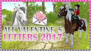 getlinkyoutube.com-All Valentine's Letters 2017 | Star Stable