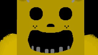 getlinkyoutube.com-Five Nights At Freddy's Minecraft Preview: Golden Freddy And One Camera Working