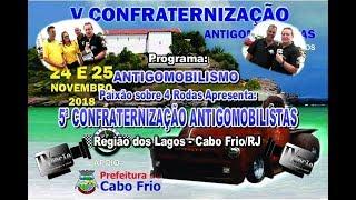 5ª Confraternização AVA Cabo Frio-RJ.2018