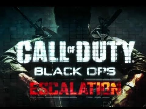Call of Duty: Black Ops - Escalation DLC Trailer