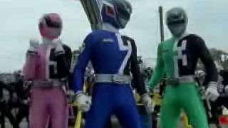 getlinkyoutube.com-Power Rangers SPD-Sky, Bridge y Syd-Spanish