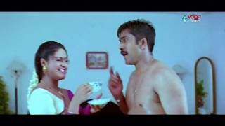 getlinkyoutube.com-Telugu Movie Comedy Scenes - Rassi Seen Naveen Capital - Raasi, Vadde Naveen