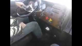 getlinkyoutube.com-1997 Peterbilt 379 test drive - shifting an eaton fuller 13 speed
