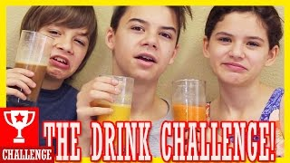 getlinkyoutube.com-THE DRINK CHALLENGE!  |  KITTIESMAMA