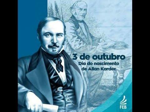 A Missão de Allan Kardec, a Reencarnação de Jan Hus (Jean Huss) - Nazareno Feitosa - CENOL 2012