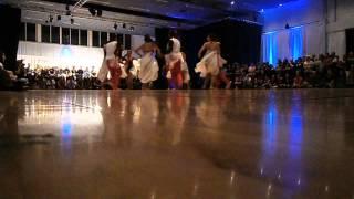 2nd Place Dias Cubanos 2013 (improvisation)