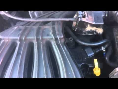 Где находится топливный фильтр у Daihatsu Пизар