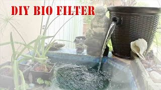 getlinkyoutube.com-How To Build A Homemade Bio Filter (DIY)