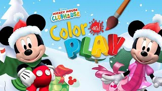 getlinkyoutube.com-Mickey Mouse Clubhouse - Full Episodes of Color and Play Game (Kids Disney Jr. App) - Walkthrough