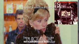 getlinkyoutube.com-I'm Not In Love - 10cc (1975) SHM-CD FLAC Remaster 1080p Video ~MetalGuruMessiah~