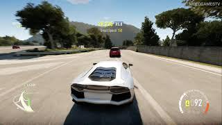 getlinkyoutube.com-Forza Horizon 2 (XOne) - Lamborghini Aventador Gameplay