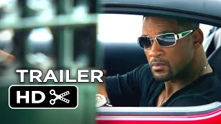 getlinkyoutube.com-Focus Official Trailer #1 (2015) - Will Smith, Margot Robbie Movie HD