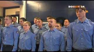 Traumberuf Polizist - Ausbildung an der Polizeischule - Teil 1 (Dossier 24)