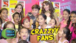 getlinkyoutube.com-Baal Veer Meets His Little Fans! Watch Now! | Sab Tv | Baal Veer