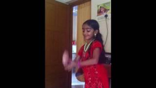 mekha dancing for malayali penne..song