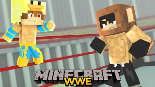 getlinkyoutube.com-MINECRAFT ADVENTURE - WWE THE ROAD TO WRESTLEMANIA!!!