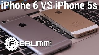 getlinkyoutube.com-iPhone 6 VS iPhone 5S большое сравнение. Что лучше Apple iPhone 6 или iPhone 5S мнение FERUMM.COM