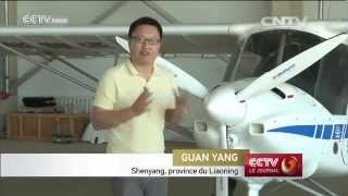 L'avion électrique chinois est prêt pour sa production industrielle