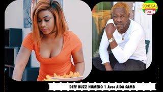 Deff Buzz, AIDA SAMB reçu par Tange Tandian