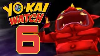 getlinkyoutube.com-Yo-Kai Watch (3DS)[Blind] Part 6 (Oni's and Indoor Bath)