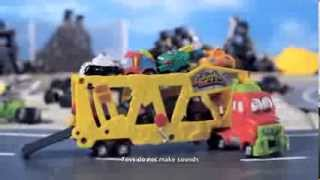 Trash Wheels - The Trash Pack - They're Whelly Cross