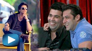 getlinkyoutube.com-5 Reasons Why Karan Johar May Have Chosen Salman Khan Over Shahrukh Khan