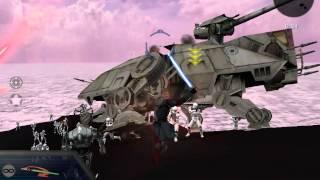 getlinkyoutube.com-Star wars battlefront 2 mods: The battle of Teth part 1