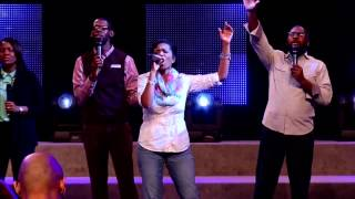 """""""Holy (Donnie McClurkin Version)"""" w/Extended Praise - Kenneth Reese"""