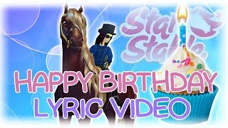 getlinkyoutube.com-🎂  HAPPY BIRTHDAY 🎂  Star Stable 5 Years - Lyric Video