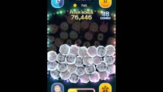 getlinkyoutube.com-Tsum Tsum - Elsa - Skill Level 6 Gameplay Coin Hack Working 2016