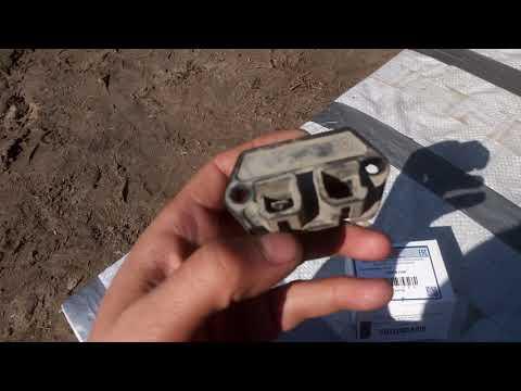 Сравнение резистора оригенал и аналог