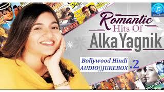 ROMANTIC HITS OF  Alka Yagnik Bollywood Hindi Songs Jukebox Songs Collection 2