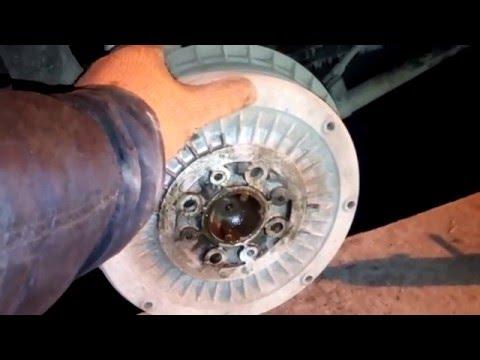 Замена задних колодок на ВАЗ 2101-2107 (КЛАССИКА)(жигули).