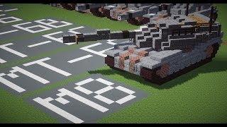 """【Minecraft】Mc IGLOO """"主力戦車編"""""""