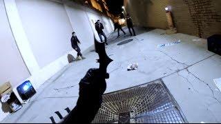 getlinkyoutube.com-Batman with a GoPro
