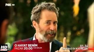 getlinkyoutube.com-O Hayat Benim إعلان الحلقة 17 من الموسم الأول لمسلسل تلك حياتي أنا
