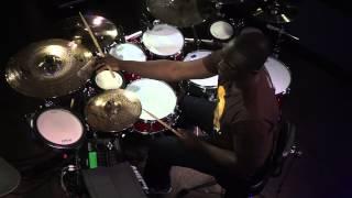 Larnell Lewis - The Groove Builder & Hybrid Drumming (FULL DRUM LESSON)