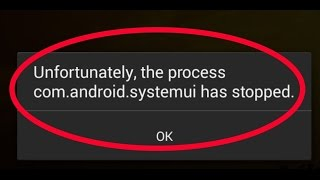 getlinkyoutube.com-حل مشكلة process com.android.systemui has stopped في الاندرويد | how to fix
