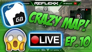 getlinkyoutube.com-THIS MAP IS CRAZY! MWR GB Live Ep.10