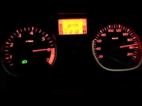 Максимальна скорость Дастера 2 литра