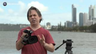 getlinkyoutube.com-Shooting with the JVC GY-HM200: 4K handheld camcorder