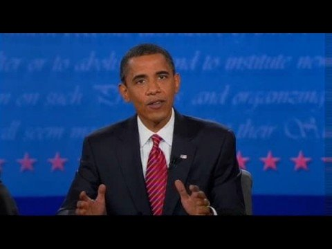 Obama / McCain 3rd Debate, Part 14 - Energy Independence