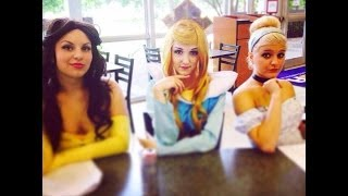 getlinkyoutube.com-Mean Girls Parody (Disney Princesses)