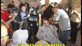 حلاقة العريس محمد زميرو قلنسوة