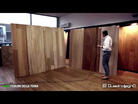 Come abbinare il parquet al colore delle pareti - Tutto per Casa