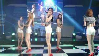 getlinkyoutube.com-영남이공대 AOA 짧은치마 4K